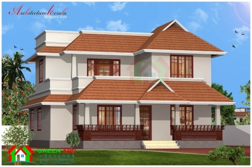 Amazing Architecture Kerala Traditional Style Kerala House Plan And Elevation Traditional Kerala House Plan Photos