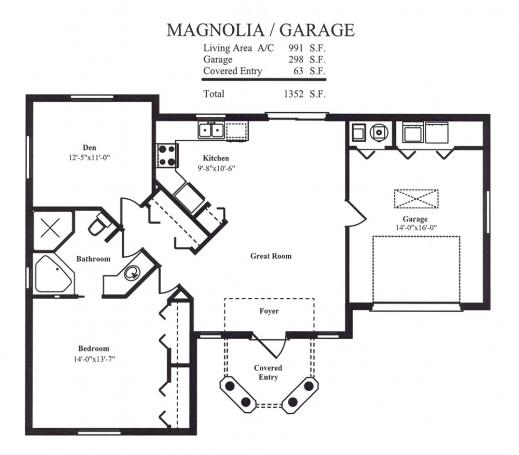 Amazing Garage Floor Plans Scottzlatef 4 Garages Floor Plan Images