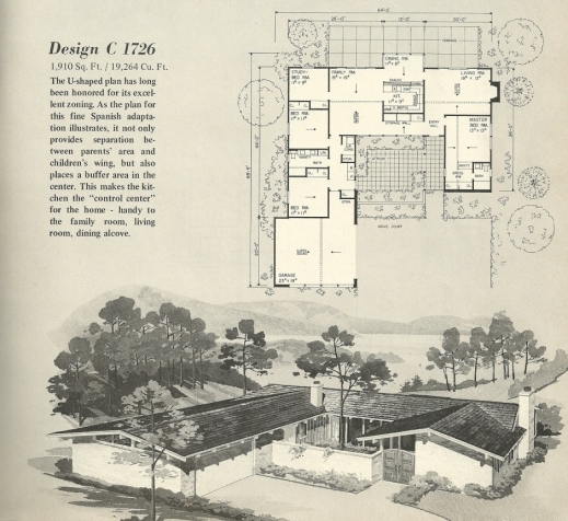 Amazing house plans mid century modern house plans 2017 for Amazing plans com