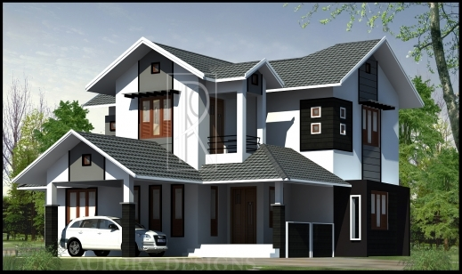 Amazing Modern House Plans With Photos In Kerala Arts Modern Kerala Style House Plans With Photos Images