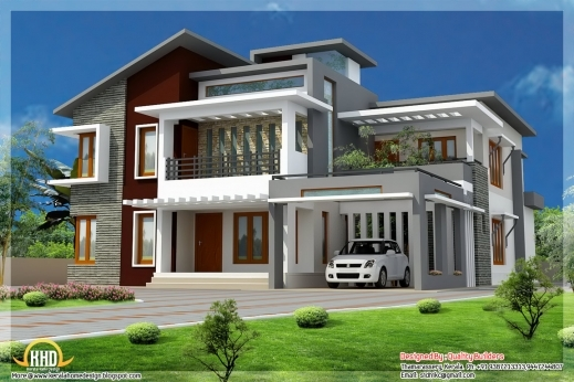 Awesome Kerala Home Design And House Plans On Pinterest Modern Kerala Style House Plans With Photos Image