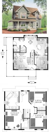 Best 1000 Ideas About Small Farmhouse Plans On Pinterest Farmhouse Small Farmhouse Plans Pictures