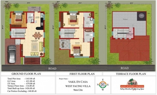 Gorgeous 30x40 house floor plans north facing slyfelinos for 30 40 duplex house images