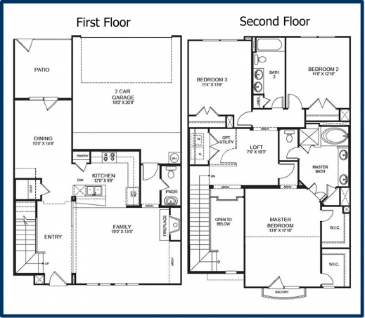 Delightful The Parkway Luxury Condominiums 4 Garages Floor Plan Image