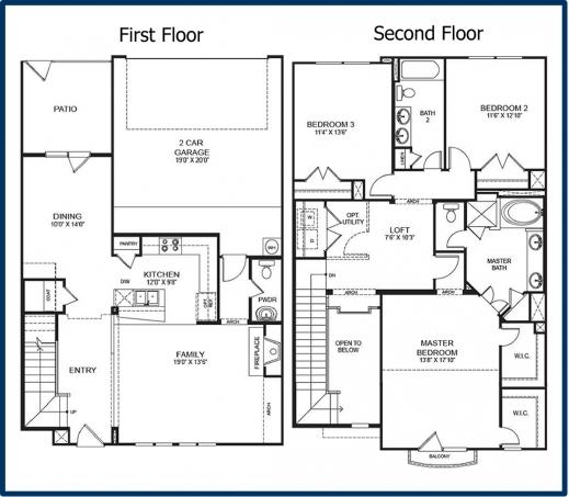 Delightful The Parkway Luxury Condominiums 4 Garages Floor Plan Image