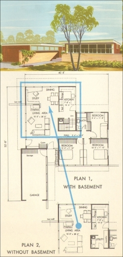 Fantastic 1000 Images About Mid Century Floor Plans On Pinterest Mid House Plans Mid Century modern Pictures