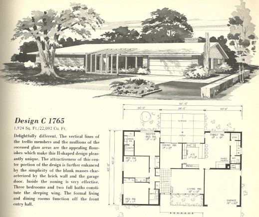 Fantastic House Plans Mid Century Modern House Plans 2017 House Plans Mid Century modern Pic