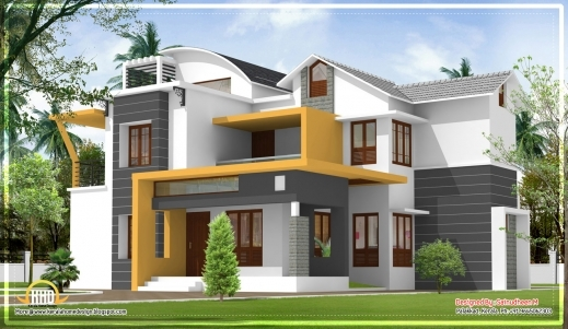 Fantastic Kerala Home Design And Modern On Pinterest Modern Kerala Style House Plans With Photos Image
