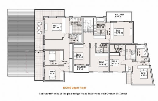Fantastic Wonderful Double Storey House Designs Plan And Design Minimalist Simple Double Storey House Plans Pic