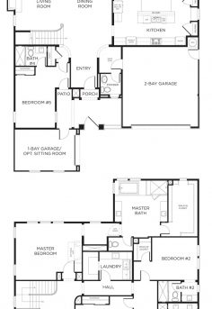 Fascinating 1000 Ideas About 5 Bedroom House Plans On Pinterest 5 Bedroom 2 Storey 5 Bedroom House Plans Picture