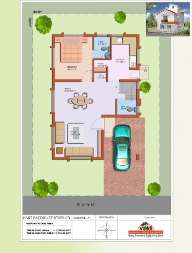 Fascinating 30 X 40 Duplex House Plans North Facing Arts Home Plan North Image