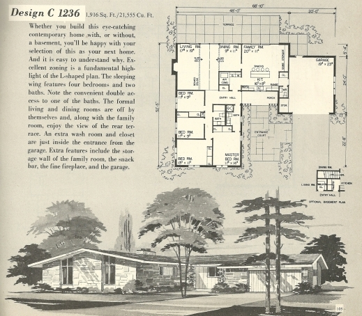 Fascinating Midcentury Modern House Plans Medemco House Plans Mid Century modern Pics