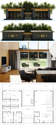 Gorgeous 1000 Ideas About Small House Plans On Pinterest House Plans Small Genius House Plans Pics