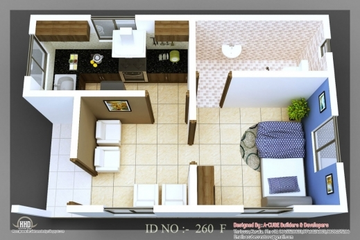 Gorgeous Small Architectural Homes Design And Types Architecture Toobe8 One Room With A Sitting Room And Bathroom Plan Pictures