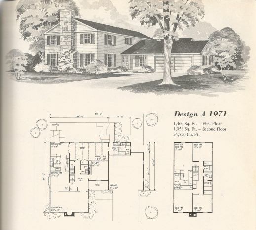 Gorgeous Vintage House Plans 1970s Old West Homes Antique Alter Ego Old House Plans Pics