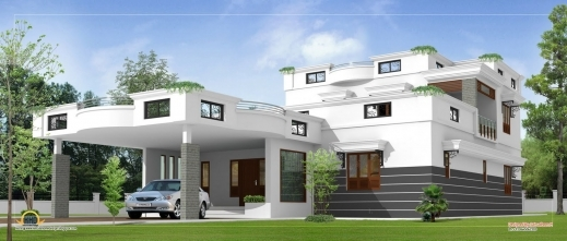 Marvelous Best Contemporary Houses In Kerala Homeminimalis Modern Kerala Style House Plans With Photos Pic