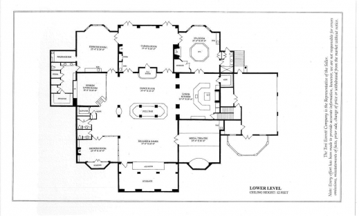 Marvelous Old Estate Floor Plans Slyfelinos Old House Plans Photo