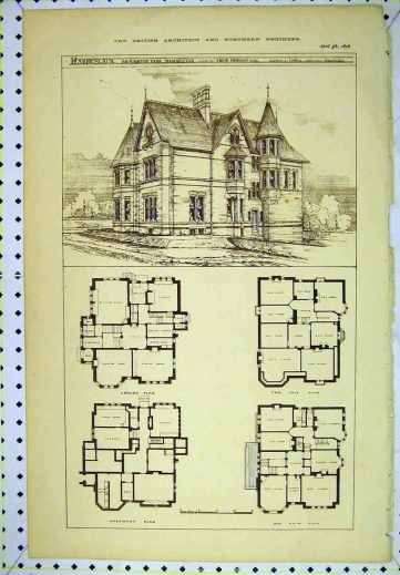 Marvelous Queen Anne House Plans And Western Homes On Pinterest Old House Plans Pictures