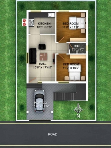 House Plans House Plan For 30 Feet By 30 Feet Plot Plot Size 100