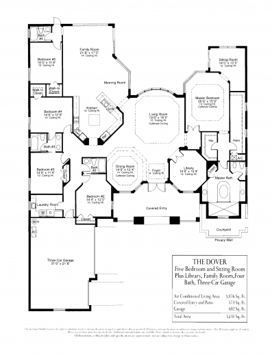 stylish english cottage house floor plans european 4