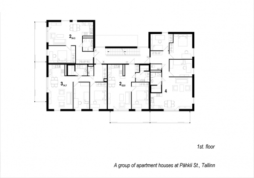 Remarkable 1000 Images About Plans On Pinterest Kassel Haus And Apartments Residential Floor Plan Picture