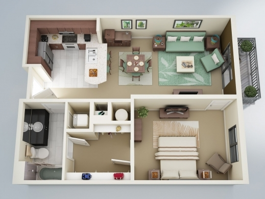 Remarkable Apartment 3d Four Bedroom Apt For Rent Using Four Bedrooms Also One Room With A Sitting Room And Bathroom Plan Pics