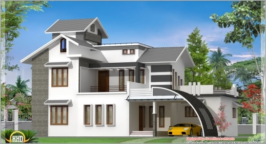 Awe Inspiring Inspiring Front Elevation Indian House Designs Small Kitchen Largest Home Design Picture Inspirations Pitcheantrous