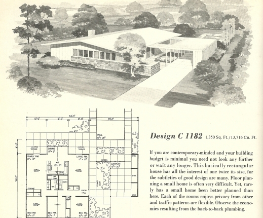 Remarkable House Plans Mid Century Modern House Plans 2017 House Plans Mid Century modern Images