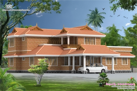 Remarkable Kerala Traditional Home Plans With Photos Home Design Ideas Traditional Kerala House Plan Photo