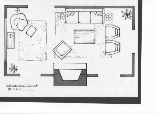 remarkable transitional family room floor plan urnhome