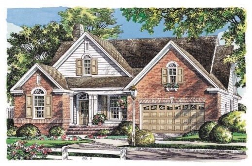 Donald gardner one story house plans house plans for Most popular one story house plans