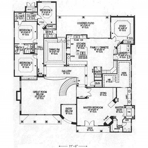 Stunning Dream House Plans With Pool Arts House Plans With Pictures Of Inside Pictures