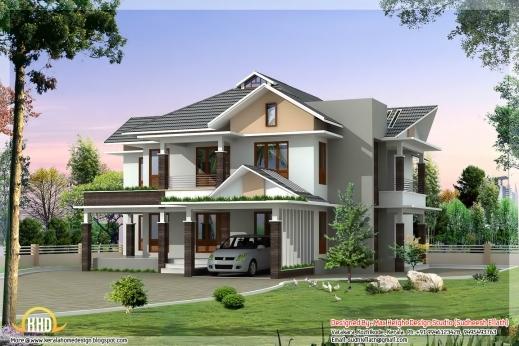 Stunning Stylish Home Designs Home Design Ideas New Stylish Floor Plan And Elevation Photos
