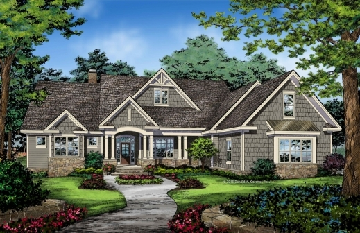 Wonderful 1000 Images About House Plans On Pinterest House Plans Floor Don Gardner House Plans One Story Pics