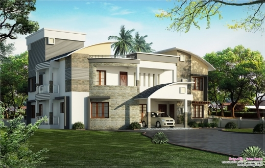 Wonderful Kerala House Plans And Elevations Keralahouseplanner Modern Kerala Style House Plans With Photos Photos