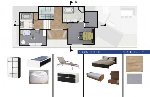 Wonderful Residential Floor Plans Jill Bouratoglou39s Portfolio Residential Floor Plan Images