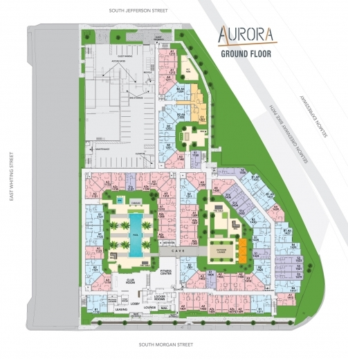 Wonderful Richman Signature Aurora Richman Signature Searching For Three Bedroom Plan Photos