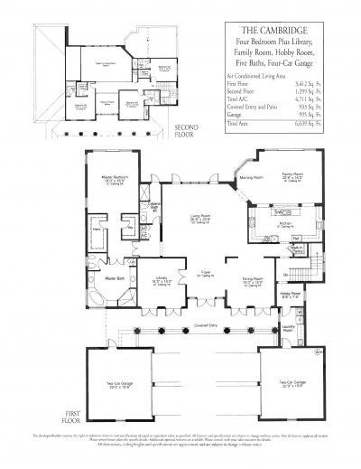 Wonderful Stonebrook Estates Floor Plans And Community Profile 4 Garages Floor Plan Picture