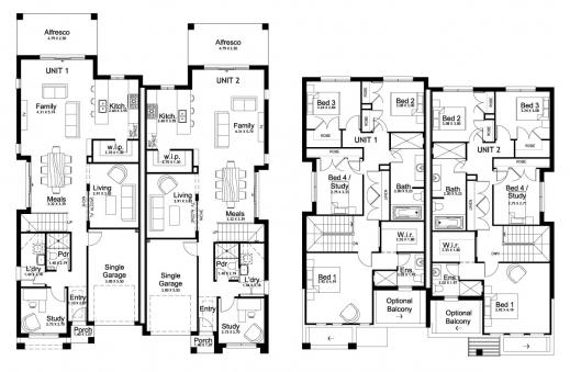 Amazing Duplex Floor Plan Design Decorating Excellent Lcxzz Duplex Floor Plan Pics