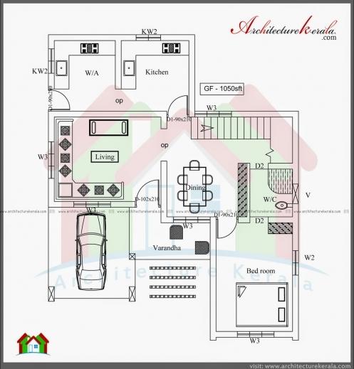 Amazing House Plans Kerala 3 Bedrooms Arts 3 Bedroom Plans In Kerala Style Pic. Amazing House Plans Kerala 3 Bedrooms Arts 3 Bedroom Plans In