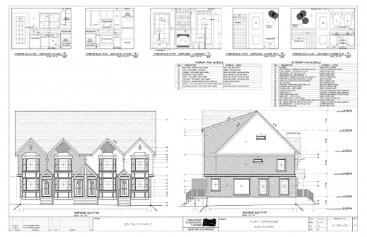 Amazing Residential House Plan Small Lodge Plans Dining Room Floor Plan Elevation Of A Residential House Floor Plan Photos