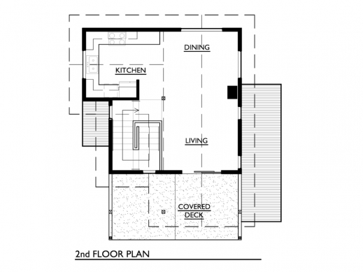 Fascinating modern house plans under 1000 sq ft garden for Modern house plans under 1000 sq ft