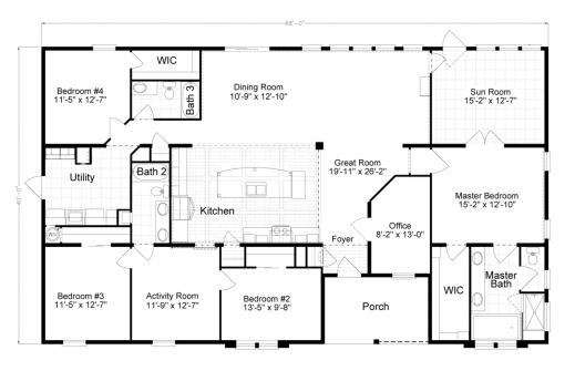 Awesome 1000 Ideas About Modular Home Floor Plans On Pinterest Modular G 5 Floor Plans Photos