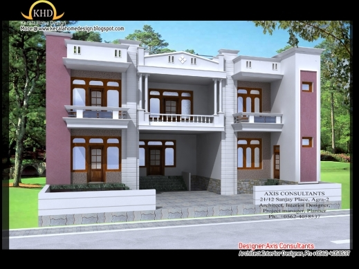 Awesome house designs plans india simple indian house for Simple house plans in india