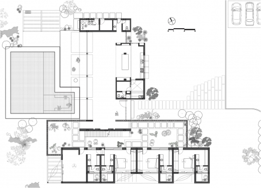 Awesome Smart Home Design Smart Home Design Combining Contemporary And Smart  Modern House Plans Images