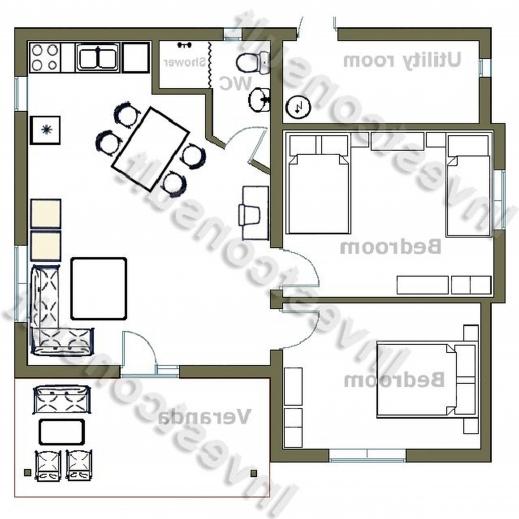 Awesome Smart Home Floor Plans Lcxzz Smart Modern House Plans Images
