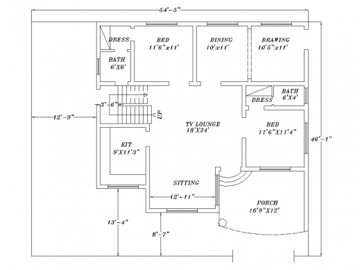 Best 2d House Plans Gillani Architects Hd 2d House Plan Pics