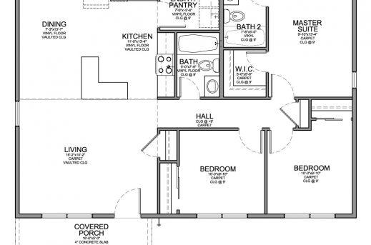 Best Floor Plan 3 Bedroom House 3 Bedroom House Floor Plans Simple 3 Floor Plan Of House 3 Bedroom Pic