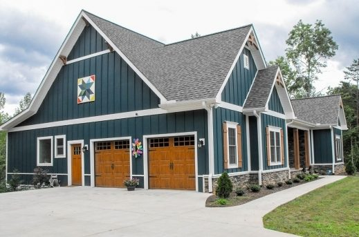 Best One Or Two Story Craftsman House Plan Country Craftsman House Plan Farmhouse Plans With Photos Photo