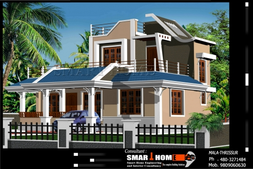 Best Smart House Plans In Indian Arts Smart Modern House